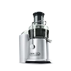 Breville JE98XL Juice Fountain Plus Centrifugal Juicer, Brushed Stainless Steel |