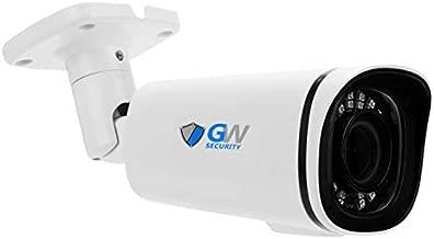 GW Security 6MP H.265 Super HD 3702 x 2048P Network PoE Weatherproof Security Bullet IP Camera with 2.8-12mm Varifocal Zoom Lens (VD6750IP)
