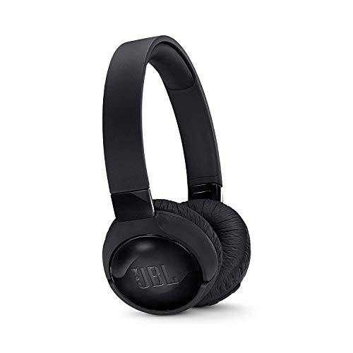 JBL TUNE 600BTNC in Black – On Ear Active Noise-Cancelling Bluetooth...