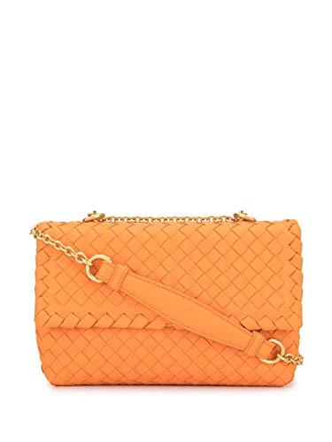 LUST FOR Leather Fashion - Tracolla in pelle intrecciata da donna