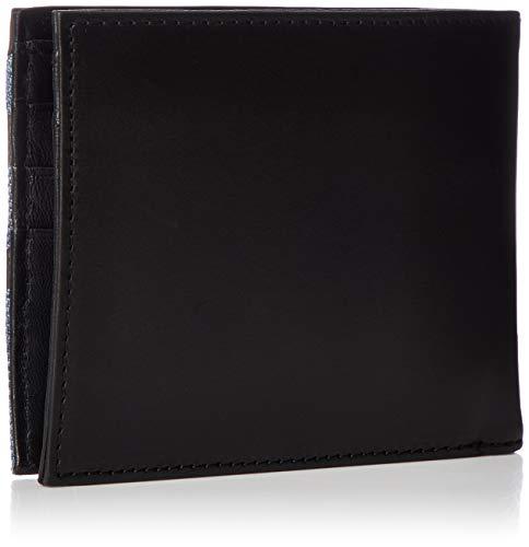 (ディーゼル)DIESELメンズ異素材ミックス二つ折り財布X06747P3178UNIブラックH1146