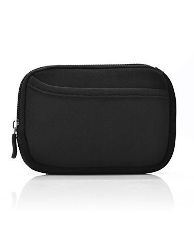 Zwarte zachte tas voor Polaroid ZIP/HP Sprocket/Alle LG&Fujifilm Pocket zak-fotoprint