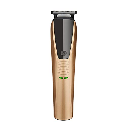 Cortapelos Recortador Pelo Barba Familia, 6 en 1 Multifunción Push Push Razor Nasal Trimmer Nasal Peluquería Cuchillo de raspador eléctrico