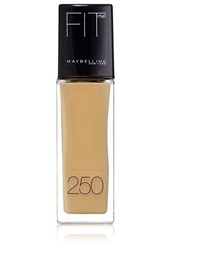 Maybelline Fit Me Liquid Foundation Sun Beige 250