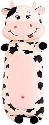 Niuniu Daddy Large Size Stuffed Cow Plush Animal Pillow 39 Inches 100cm product image