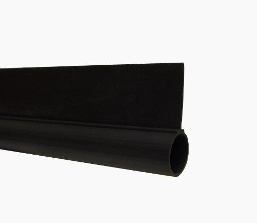 ProSeal 59010 10 Foot Replacement Door Seal for Commercial/Industrial Roll Up Door,Black