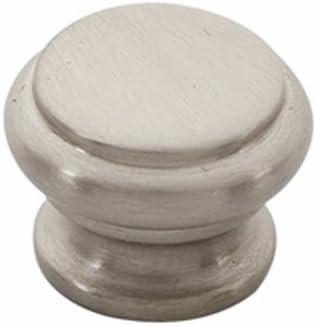 2021 Alno A230-SN - 3/8 popular Inch Knob - Satin Nickel high quality Finish online