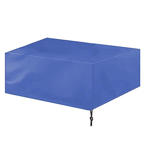 BDENINKK Garden Furniture Covers, Rectangular Oxford Fabric Furniture Covers, Waterproof & Dustproof, Anti-Uv, Outdoor Patio Furniture Cover, for Table Chair Sofa Outdoor