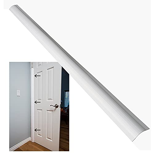 PinchNot Home Shield for Rear Side of Door - Guard for Door Finger Child Safety. by Carlsbad Safety Products