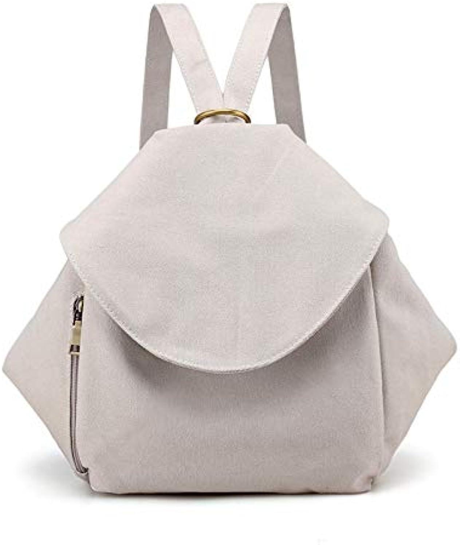 Klerokoh Frauen Umhängetaschen Casual Casual Casual Vintage Hobo Canvas Handtaschen Rucksack Tote Crossbody Reisetaschen (Farbe   Weiß) B07QKVW5F8  Reparieren f21c1b