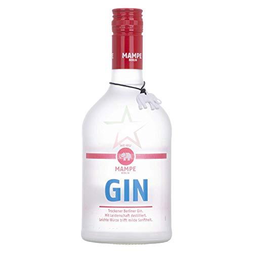 Mampe Dry Gin 40,00% 0,70 lt.