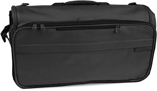 Briggs & Riley Compact 375-4, Kleidertasche, Schwarz (Black)