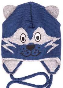 ALEX Baby Boys Fashion Spring Earflap Hat