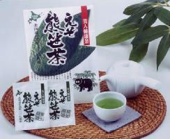北海道産 クマザサ えぞ熊笹茶2g×8パック入 煮出し不要のティーパック 砂糖不使用 無添加 ノンカフェイン 日本 国産 100% kumazasa tea 日々の 健康 に 贈り物 プレゼント ギフトにも