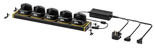 Petzl Rack Charge 5 Duo Z1 (Unit), Noir, Taille Unique