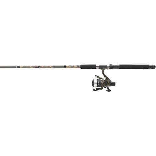 Mitchell® Tanager Camo Tele Spin Combo - Caña de Pescar y carretes