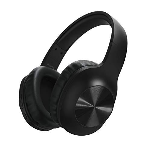 Oferta de Hama 00184023 - Auriculares inalámbricos Bluetooth, Auriculares inalámbricos Tipo Diadema, Calypso Negro