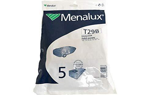 SACHET DE SACS REMPL PAR T29B POUR PETIT ELECTROMENAGER MENALUX - T29
