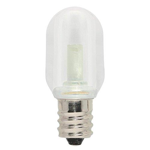Westinghouse Lighting 4511700 6-Watt Equivalent S6 Clear Candelabra Base LED Light Bulb, 1 Count (Pack of 1)
