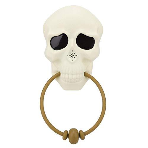 Fdit Halloween schedel deurbel party decoratie rekwisieten festival ornament MEERWEG AANBIEDING