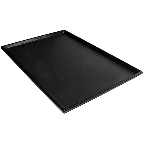 Midwest Products Co. Dog Plastic Pan 28Pan Size: 21.6' W x 35' D