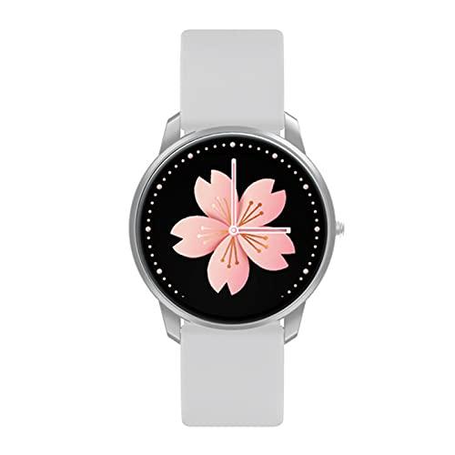 YZK Color B8 Women's Smart Watch IP68 Impermeable Deportes para Hombre Reloj Inteligente Ratón Cardíaco Fitness Reloj De Mujer,A