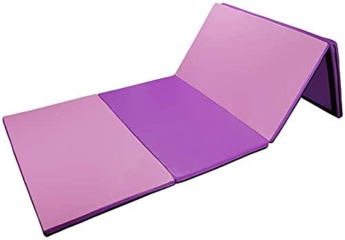 Polar Aurora 4'x8'x2 Multipe Colors Thick Folding Gymnastics...
