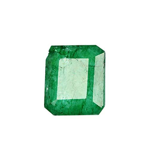 Esmeralda verde para hacer joyas, 8.75 quilates, esmeralda verde certi