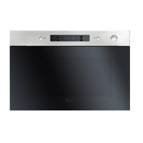 Micro ondes Encastrable Whirlpool AMW490IX - Micro-Ondes Intégrable Inox - 22 litres - 750 W