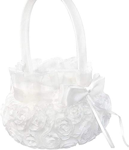 Satijnen bruids bruidsmeisje Dolly tas handtas faux parel versierd bruidsmeisje bruids handtas