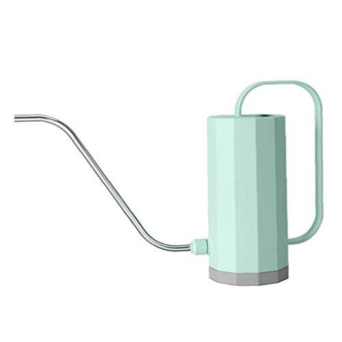 tJexePYK Las latas de riego 1200ML nórdica de plástico de fábrica regadera con Pico Largo Simple regadera riego Caldera