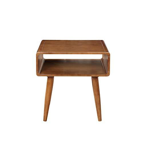 MCM Style Side Table (Walnut)