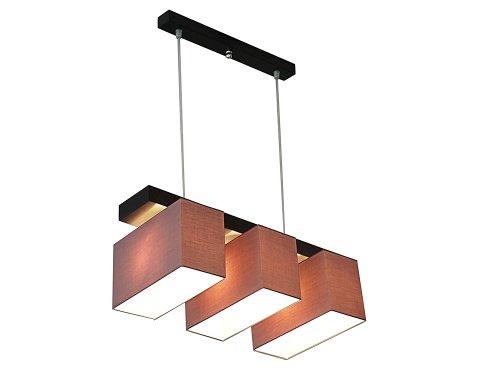 wero Design Lustre Suspension Lampe suspension de Bilbao de 010, Löschen Violett, E27 120.0 wattsW