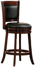 """Homelegance 1131-24S Shapel Upholstered Back Barstool, 24"""""""