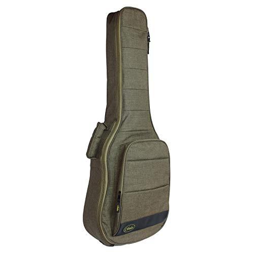 Funda para guitarra clásica con acolchado de 25mm, marca Cibeles - Espuma alta densidad (Bronce)