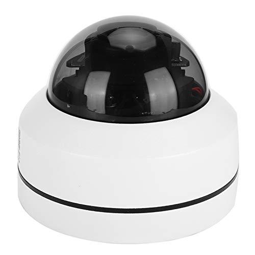 FOLOSAFENAR Seguridad para el hogar Detección de Movimiento Conmutación automática de día y Noche IP66 Cámara IP Impermeable Cámara con Zoom óptico 5X Cámara de Seguridad para Seguridad