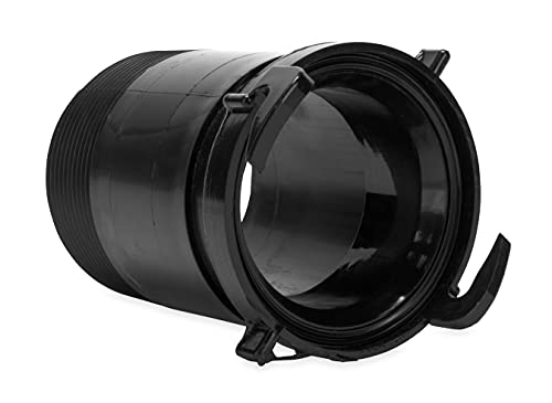Camco 39422 3' Permanent Plumbing Adapter Sewer Fitting