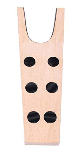 Usado, DELFA Sacabotas de madera de haya auténtica, 6 botones segunda mano  Se entrega en toda España