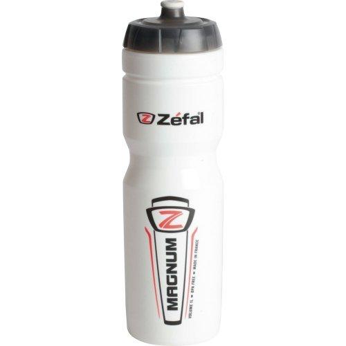 Zefal 164-Magnum Drink Bottle - White by Zefal