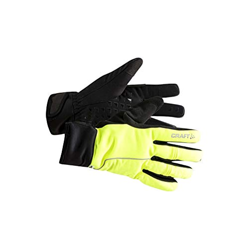 Craft Siberian 2.0 Handschuh, Unisex, Gelb, 10 l