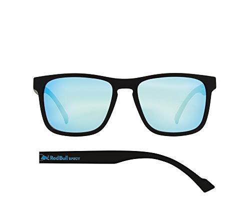Red Bull Spect Leap Sonnenbrille schwarz Einheitsgröße