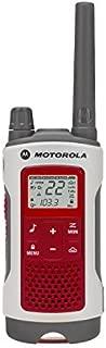 Motorola 22-Channel Rechargeable Weatherproof Emergency 35 Mile Range Two Way Radio