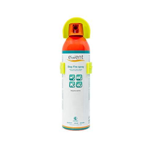 Ewent EW5621 - Spray Extintor fuego 500gr (350ml)...