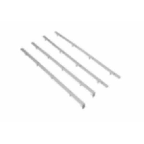BitFenix BFC-SNB-150-WX-SP - Mesh Stripes for Shinobi Tower Case - Wh