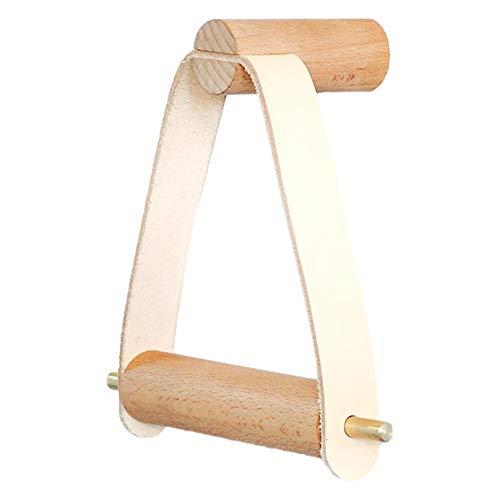 ZCO Toallero de papel soporte de pared sin perforar papel higiénico soporte para rollos de papel higiénico para cocina y baño