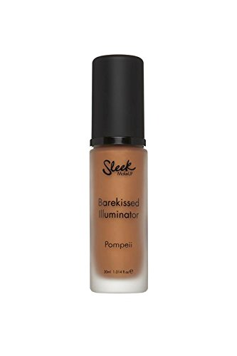 Sleek MakeUP Barekissed Illuminator Highlighter Fluid Pompeii 30ml