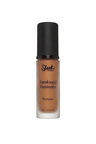 Sleek MakeUP Barekissed Illuminator Highlighter Fluid Pompeii 30ml