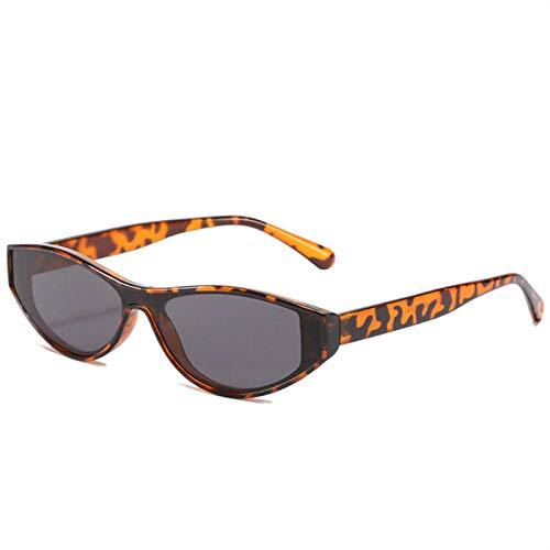 Gafas De Sol Hombre Mujeres Ciclismo Gafas De Sol Mujer Hombre Vintage Gafas De Sol Señoras Gafas De Sol-Leopardo