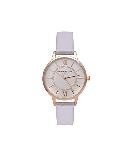 Olivia Burton Reloj Analógico para Mujer de...