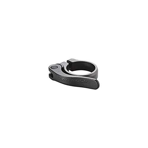 DARTMOOR Loop QR Durchmesser 34, 9 mm, schwarz anod. Sattelstütze, Unisex, Erwachsene, Schwarz